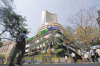 Rising borrowing costs following GST rollout in July 2017 and demonetisation in November 2016 have led to underperformance by India's smaller stocks this year. Photo: Mint