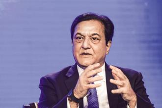 Rana Kapoor, managing director and chief executive officer of Yes Bank.