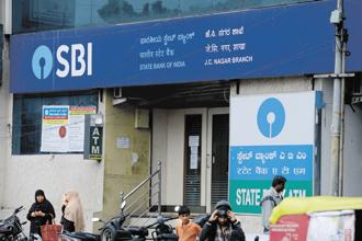 SBI last year said that it had an internal approval to raise around $3 billion in green bonds Photo: Mint