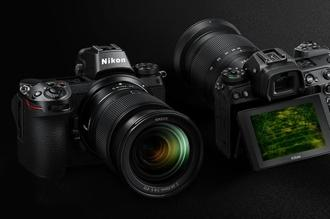 Nikon's Z-series of cameras are mirrorless, which basically means the omission of the complex mirror system that is present in digital single lens reflex cameras. Photo: Nikon