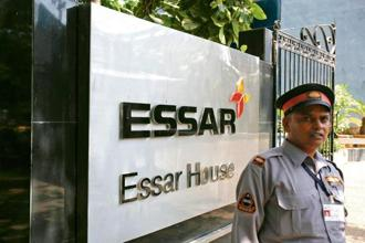 Essar Global Fund was a guarantor to $450 million secured credit facility to Essar Steel Minnesota.