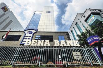 Directors of Dena Bank have discussed the broad contours of setting up a steering committee and different coordination committees to work out the bank merger with Vijaya Bank and Bank of Baroda. Photo: Abhijit Bhatlekar/Mint