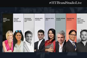HT Brand Studio Series is a monthly series which gets the brains behind India's top brands to decode marketing innovations and more. Photo: HT Brand Studio