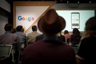 Google will also let users create Collections of online content, and suggest related material that might be of interest. Photo: Bloomberg