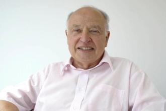 Michael Atiyah, professor emeritus at the University of Edinburgh, has claimed he has a 'simple proof' of the Riemann Hypothesis.  Photo: Alamy