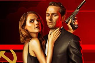 'The Americans' poster.