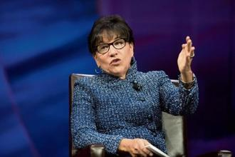 Penny Pritzker, founder and chairman of PSP Partners and former US commerce secretary. Photo: Bloomberg