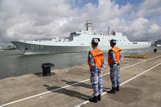 Chinese naval base in Djibouti has upset the region's security equilibrium, with a special impact on the US and its allies, all of whom have military bases in the area. Photo: AP