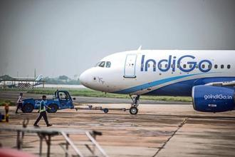 IndiGo's plans for West Asia follows stagnant domestic yield, increasing fuel price and a competitive market. Photo: Pradeep Gaur/Mint