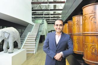 Nirav Modi. Photo: Mint