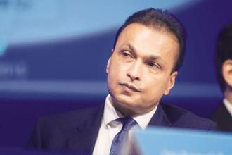 Reliance Communications chairman Anil Ambani. Photo: Abhijit Bhatlekar/Mint