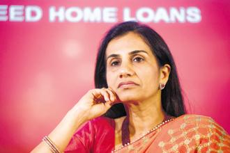 Chanda Kochhar, 56, had headed ICICI Bank since May 2009.