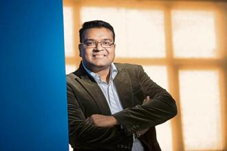 Droom co-founder and CEO Sandeep Agarwal. Photo: Mint
