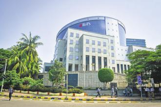 IL&FS) has received a complete exit worth around Rs 400 crore from realty developer Runwal Group's residential project Runwal Elegante in Mumbai. Photo: Mint
