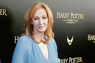A large number of millennials began reading because of J.K. Rowling's 'Harry Potter'. Photo: Getty Images