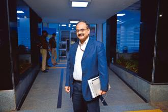 UIDAI, CEO, Ajay Bhushan Pandey. Photo: Mint