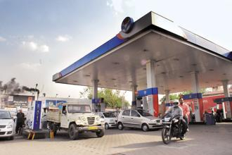 Petrol and diesel prices were cut by a minimum Rs 2.50 on October 5.