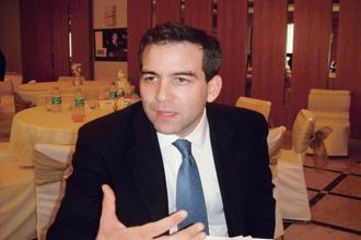 David Bohigian, executive vice-president of OPIC