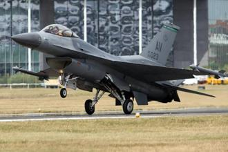 Tata Advanced Systems Limited is Lockheed Martin's strategic industry partner to make F16 wings. The tie-up was announced in September this year. Photo: Bloomberg