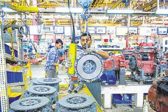 Unlike nations whose industrial growth is investment-led, or export-led, India's industrial production, according to the CSO, depends on rising indigestion. Photo: Mint