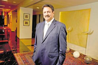 Ajay Piramal. Piramal Pharma is said to have received interest from private equity companies for Piramal Pharma Solutions. Photo: Abhijit Bhatlekar/Mint