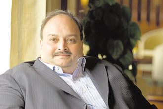 A  file photo of Mehul Choksi. Photo: Mint