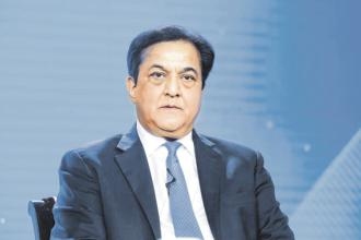 If Madhu Kapur agrees to join her stake with Rana Kapoor's, that will allow the CEO to nominate himself or one of his affiliates on the Yes Bank board even after his exit. Photo: Bloomberg
