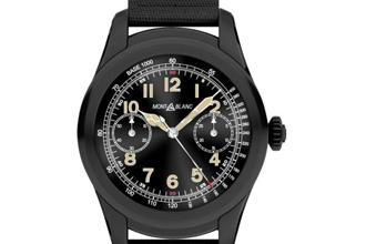 Montblanc announced on 11 October an updated version, dubbed the Summit 2.