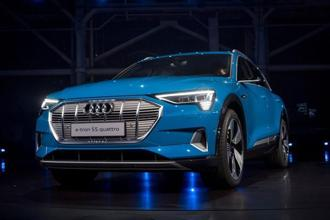 The e-tron delays were first reported by German newspaper Bild am Sonntag, citing sources close to the company. Photo: Bloomberg