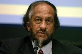 Rajendra Pachauri. Photo: Bloomberg