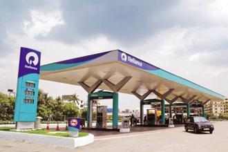 Reliance and BP are planning to set up their retail outlets on the national highways, an underserved sector in India. Photo: AFP
