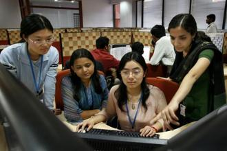 H-1B visas are the most sought-after among Indian IT professionals. Photo: Bloomberg