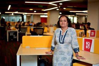 Anita Nayyar joined Havas in 2007 as chief executive of the India operations. Photo: Pradeep Gaur/Mint