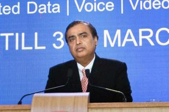 A file photo of Reliance Industries chairman Mukesh Ambani. With the acquisitions of Hathway and Den Networks, Reliance seeks to hasten the pace of disruption in the media and entertainment industry. Photo: PTI