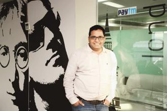 One97 Communications CEO Vijay Shekhar Sharma. Paytm has managed to retain investor attraction despite its mounting losses. Photo: Ramesh Pathania/Mint