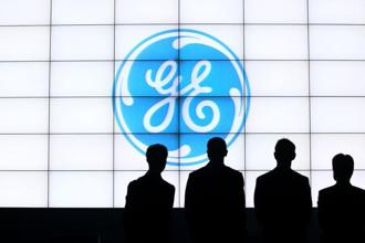 Shares of GE rose 1.2% to $11.22 in pre-market trading. Photo: Bloomberg