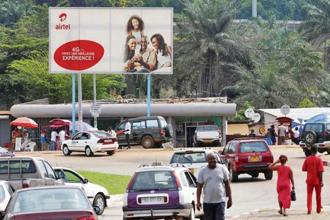 In July-September, Airtel Africa's Africa revenue at $824 million grew by 11% as compared to $743 million in the corresponding quarter last year. Photo: Reuters