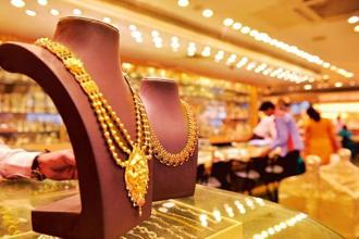 In India, gold is hovering around Rs 32,500 per 10 grams.
