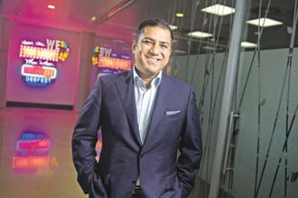 Everstone Group CEO Sameer Sain. A study has shown that Everstone Capital had become top heavy and there were too few junior people to do the leg work. Photo: Abhijit Bhatlekar/Mint