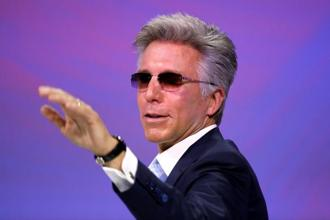 SAP CEO Bill McDermott. The drop in SAP share price by as much as 4.6% suggests shareholders are still taken aback. Photo: Reuters