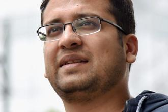 Binny Bansal will remain on the board of Flipkart and continue to be a shareholder in Flipkart for now. Bansal owns shares worth $700-800 million in Flipkart and was contracted to stay on at the company till 2020. Photo: PTI