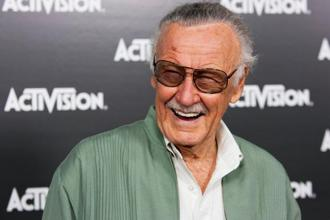 Stan Lee. Photo: Reuters