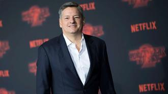 Ted Sarandos, chief content officer Netflix.. Photo: Reuters