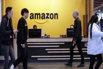 Amazon's workforce has ballooned to over 610,000 employees worldwide, making it the second largest US-based, publicly-traded employer behind Walmart. Photo: Reuters