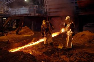 India is expected to overtake the US in steel consumption in 2019 to become the second biggest market behind China, global steel body World Steel Association said in a report last month. Photo: Bloomberg