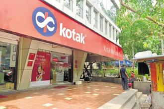 Kotak Mahindra Bank shares settled at ₹1,161.15 on the NSE on Thursday, up 2.77% from the previous close.