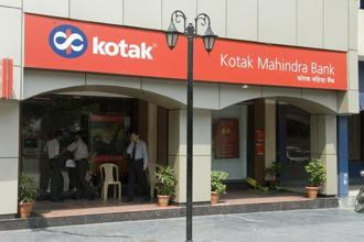 The scrip of Kotak Mahindra Bank settled 0.42% higher at Rs 1,167.50.