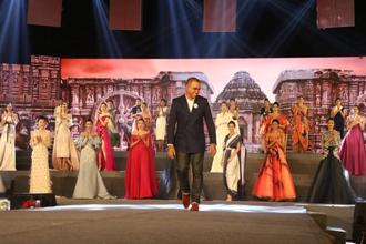 Mohapatra's show at the Make in Odisha conclave in Bhubaneswar on 13 November.