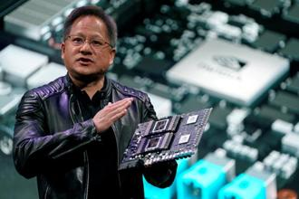 Nvidia chief executive Jensen Huang said Nvidia gaming card prices had risen with the cryptocurrency frenzy and the high prices drove some buyers away. Photo: Reuters