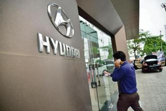 The competition watchdog fined Hyundai for allegedly violating antitrust laws in supply of genuine spare parts, diagnostic tools.